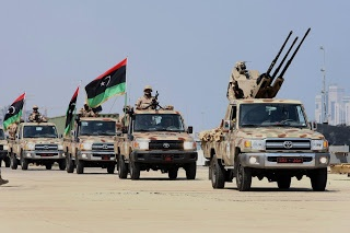 File:Libyan army forces in Tripoli.jpg