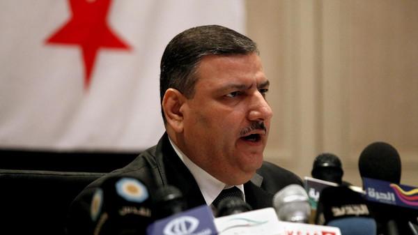 File:Riad al-Asaad conference.jpg