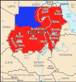 Sudan War Airspace