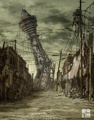 Tokyo aftermath
