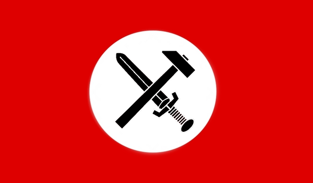 File:Alternate nazi germany flag by 3d4d-d91fay8.png