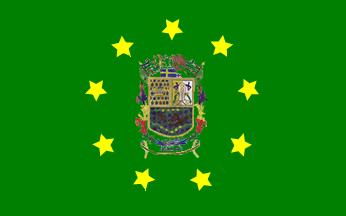 File:Bandera Nacional de Carloslandia con 9 estrellas.png