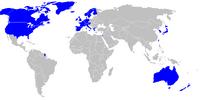 Developed country (A Modernizing World)