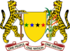 Great Guayana Republic Coat of Arms
