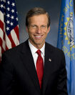 John Thune, official portrait, 111th Congress