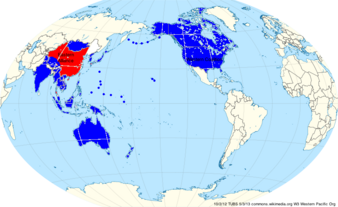 Chinese-American War 2022