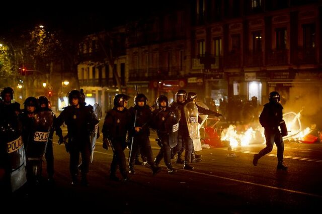 File:Riots in Brussels.jpg