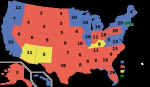 ElectoralCollege2016PresidentTrump