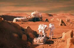 Marso kolonizavimas