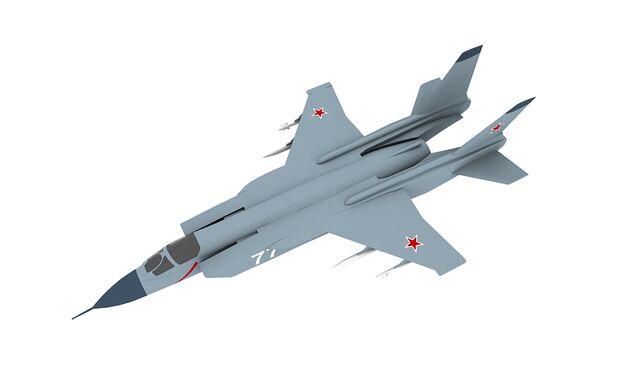 File:Yakovlev Yak-141 3D model.jpg