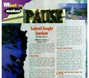 Pause: a Gabriel Knight interlude