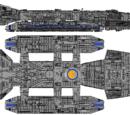 Battlestar Ares (D15)