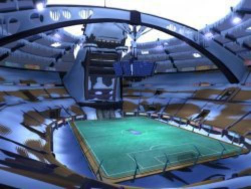 Le stade d 39 akillian wikia galactik football fandom - Equipe galactik football ...