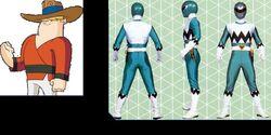 Xiaolin Ranger 3