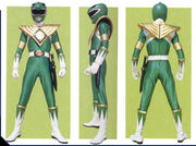Green Ranger Form