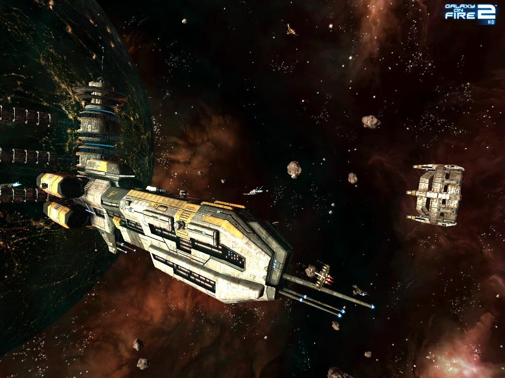Terran Battlecruiser | Galaxy on Fire Wiki | Fandom powered by Wikia