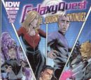 Galaxy Quest: The Journey Continues (Comics)