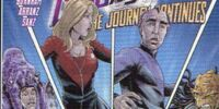 Galaxy Quest: The Journey Continues (Comics)