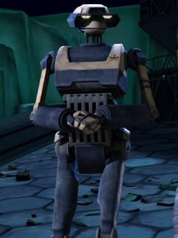 Tactical Droids