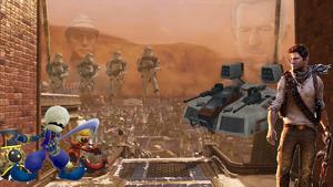 Battle of City of Ubar