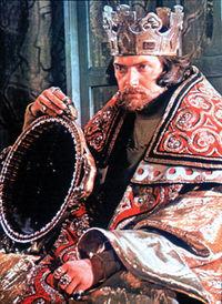 King Macbeth of Scotland