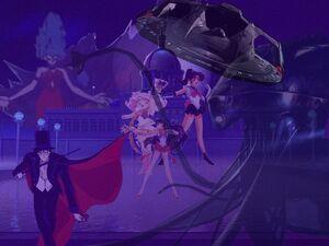 Second Moon Kingdom Attack