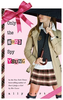 Only The Good Spy Young Gallagher Girls Wiki Fandom