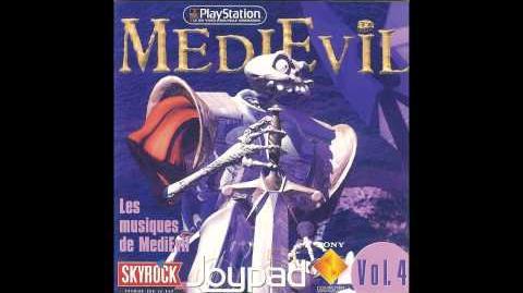 Les musiques de MediEvil - Journey through the Crystal Caves