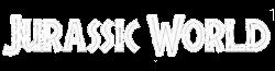 Jurassic Park invert wordmark