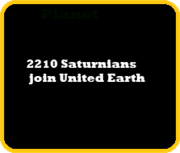 2210Saturnians join United Earth