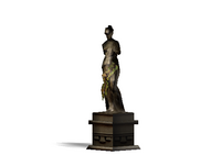 AddAThing OutdoorItems Statue
