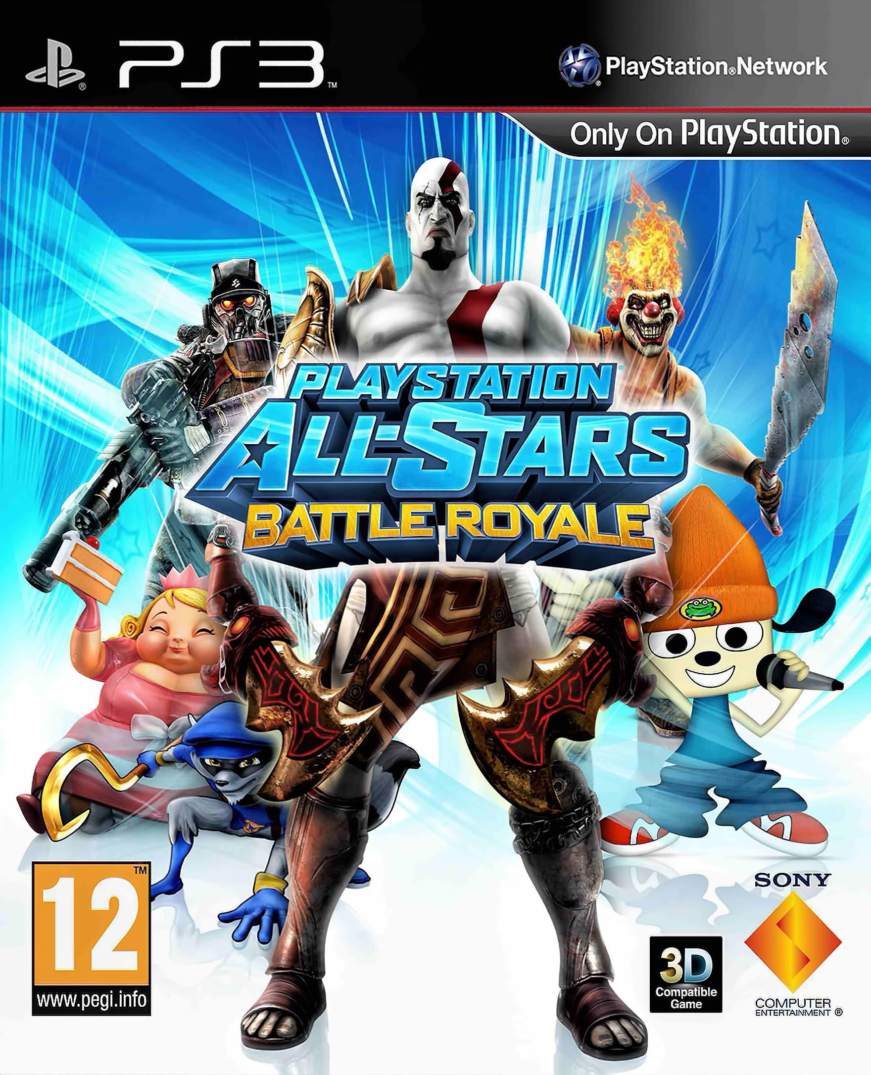 playstation all stars battle royale game grumps wiki fandom