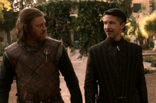 Eddard and Petyr 1x04.png
