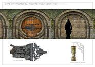 Wildfire Vault Door Concept Art
