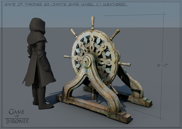 File:Dany's Ships Wheel V1 Weathered Concept Art.jpg