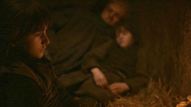File:Bran and Rickon Alive.jpg