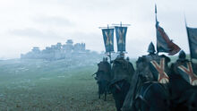 Boltons in Winterfell