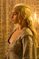 Dany Second Sons bath gown