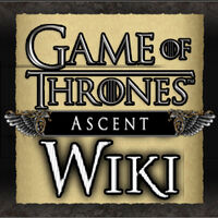 Game of Thrones Ascent Wiki Facebook Logo