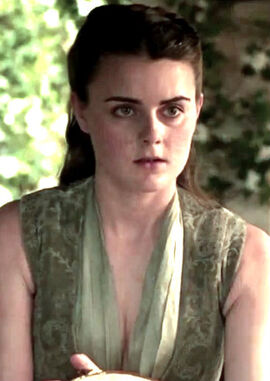 Tyrell lady