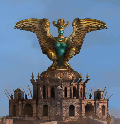 File:Harpie Statue Concept Art.jpg