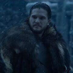 Jon gears up in