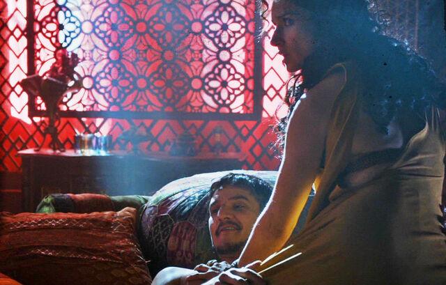 File:Oberyn and Ellaria - Breaker of Chains.jpg