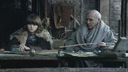 Bran and Luwin