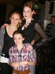 Esme Bianco, Sophie Turner & Maisie Williams