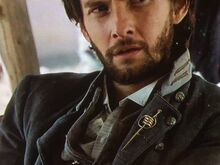 Westworld Pin on Logan
