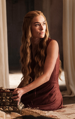 Cersei Lannister HBO Promo
