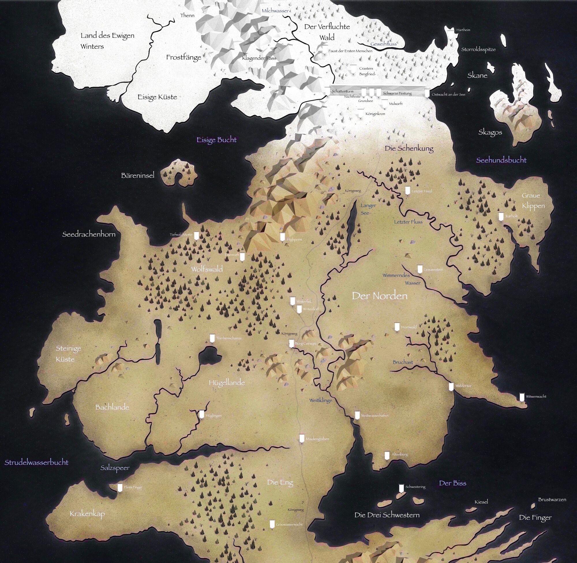 Sieben Königslande