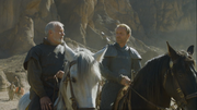 Barristan and jorah