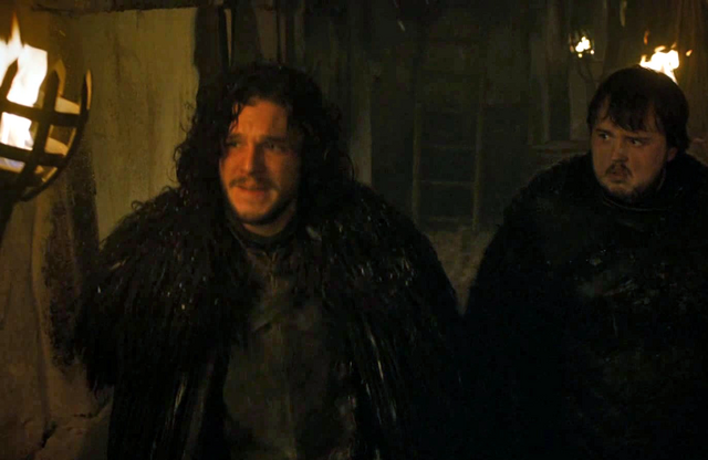 File:S04E09 - Jon & Sam (On the Wall).png